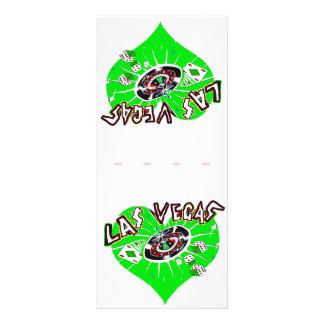 Nombre asignado corazón verde del cubierto que asi diseño de tarjeta publicitaria