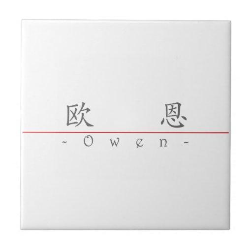 Nombre chino para Owen 20764_1.pdf Azulejos