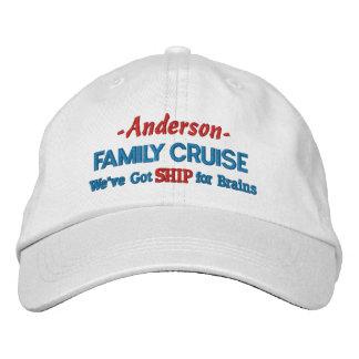 Nombre de encargo divertido del chiste el | de la gorra bordada