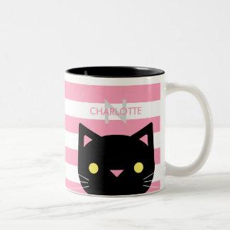 Tazas con gatos de Zazzle