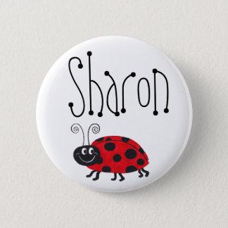 Nombre de la mariquita - botón