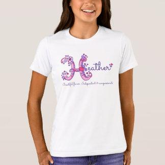 Nombre de los chicas del brezo y significar la camiseta