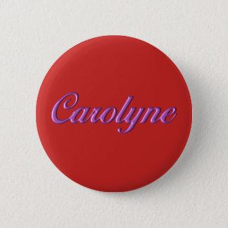 Nombre del botón de Carolyne barato