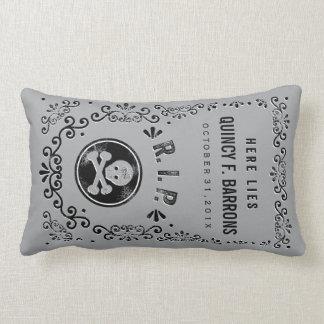 Nombre del personalizado de la almohada del RASGÓN