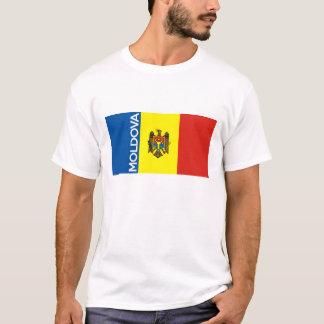 nombre del texto de la bandera de país del camiseta