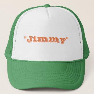 Nombre Jimmy del gorra del camionero