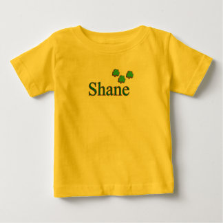 Nombre para hombre de Shane Camisas