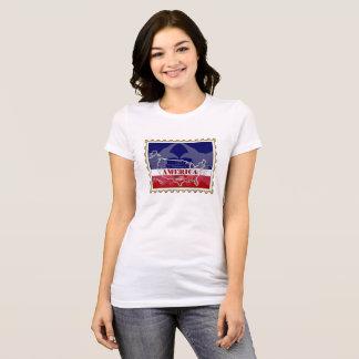 Nombres de los estados de los E.E.U.U. en la Camiseta