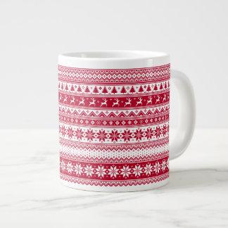 Nordic - taza escandinava del navidad