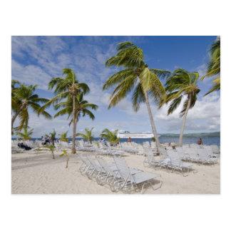 Norteamérica, el Caribe, República Dominicana. 2 Postal