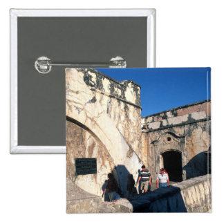 Norteamérica, México, Veracruz. San Juan Ulua Chapa Cuadrada