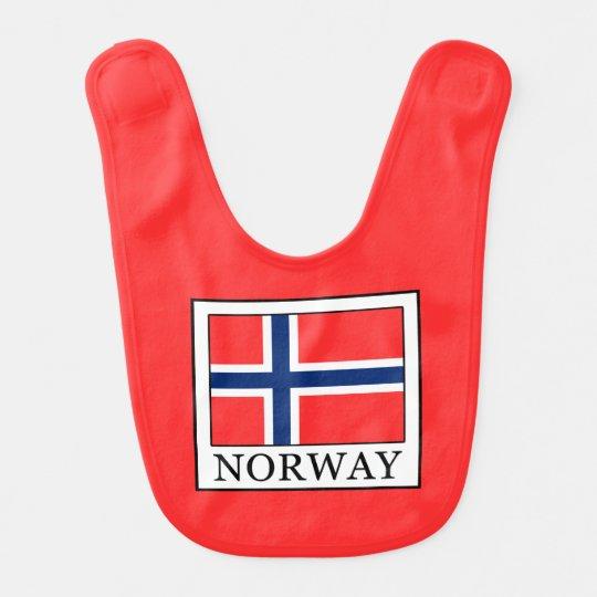 Noruega Baberos Para Bebé