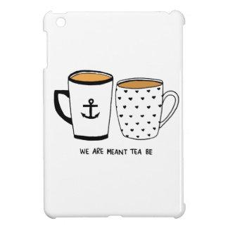 Nos significan que sea el té