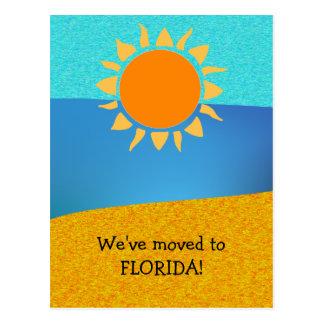 Nos trasladamos al cambio de la Florida de Postal