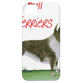 nosotros terrieres de toro del luv de fernandes funda para iPhone SE/5/5s