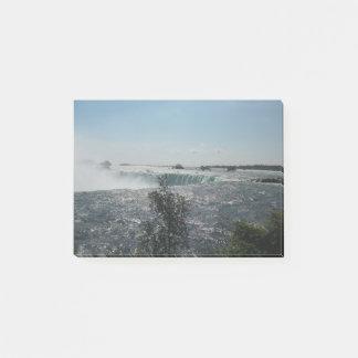 Notas de post-it de Niagara Falls, Canadá
