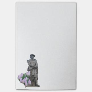 Notas de post-it de Rembrandt