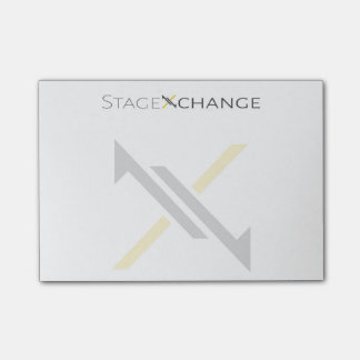 Notas de post-it de StageXchange