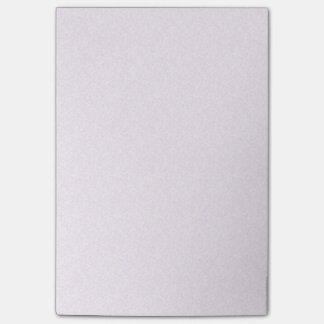 Notas de post-it rosadas del granito
