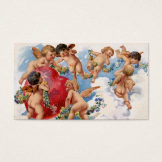 Notas del amor de la tarjeta del día de San