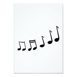Notas musicales anuncio