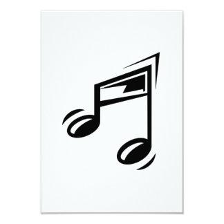 Notas musicales anuncios personalizados