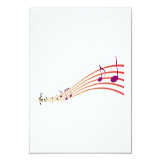 Notas musicales comunicados personales