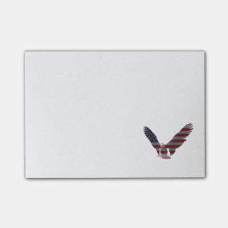 Notas Post-it® American Eagle