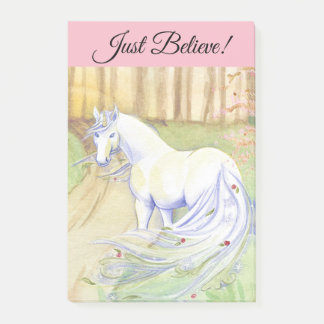 Notas Post-it® Apenas crea el unicornio