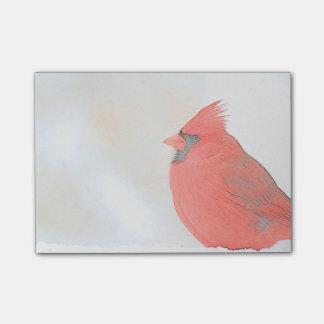 Notas Post-it® Cardinal