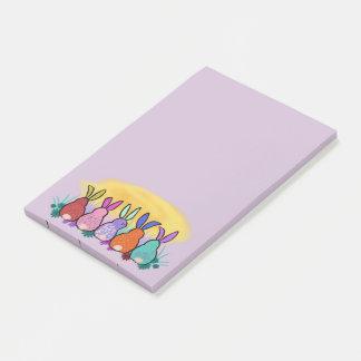 Notas Post-it® Conejito soleado
