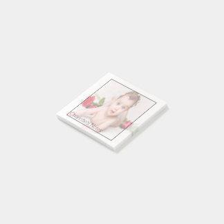 Notas Post-it® Diseñe su propia foto personalizada se descoloró