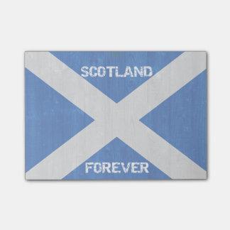 Notas Post-it® El Poste-it® de Escocia observa para siempre 4 x 3