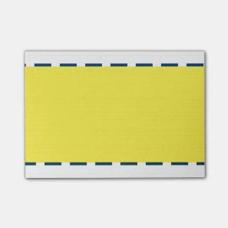 """Notas Post-it® El Poste-it® observa 4"""" x 6"""" arte por joshi de"""