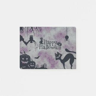 Notas Post-it® Feliz Halloween