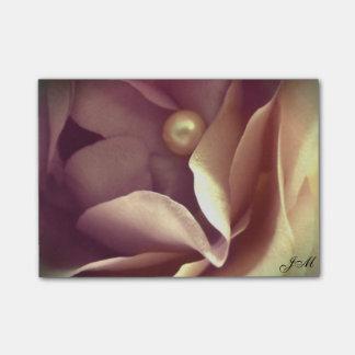 Notas Post-it® Floral
