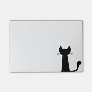 Notas Post-it® Gato