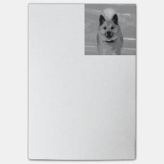 Notas Post-it® IcelandicSheepdog20151203