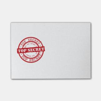 Notas Post-it® Máximo secreto