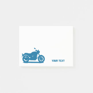 Notas Post-it® Motocicleta