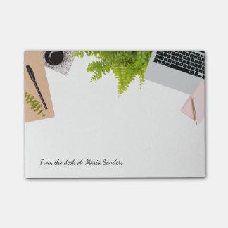 Notas Post-it® Oficina del escritorio de