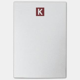 Notas Post-it® Post-it de K