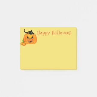 Notas Post-it® Poste-él-Notas de Halloween