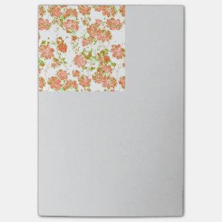 Notas Post-it® sueños florales 12 D