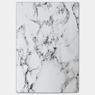Notas Post-it® Textura de mármol