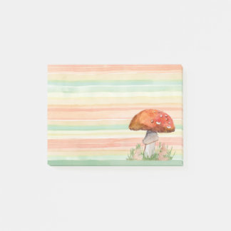 Notas Post-it® Toadstool