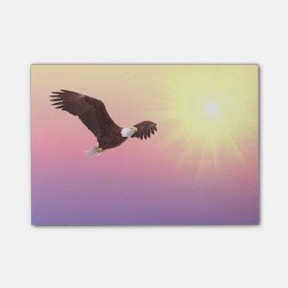 Notas Post-it® Vuelo de Eagle