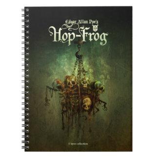 "Notebook ""Hop-Frog"""