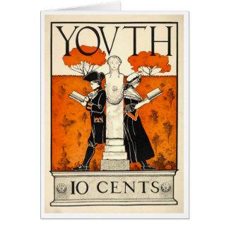 Notecard de la juventud 10c tarjeta pequeña