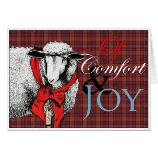 """Noticias de la """"oveja"""" de la comodidad y de la tarjeta"""
